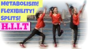 flexibility hiit